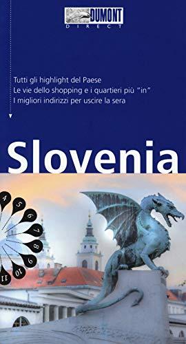 Slovenia. Con mappa
