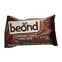 Beond Organic Chocolate Bar 15 g (order 36 for retail outer) / Beondオーガニックチョコレートバー15グラム(小売作者用のオーダ36 )