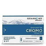 Granions - Cromo - 30 ampollas