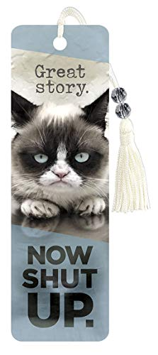 Trends International Grumpy Cat - Story Bookmarks, Multi