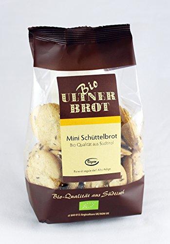 Bio Mini Schüttelbrot aus Südtirol - 130 g