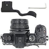 Thumbs Up Grip para cámara Fujifilm X-S10 (Negro)