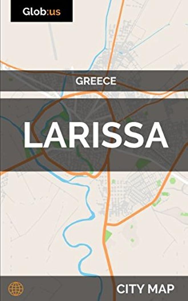 散文意外うがい薬Larissa, Greece - City Map