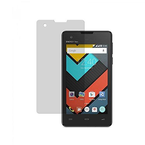 PINBOX Energy Phone Neo Lite Protector Vidrio Templado - Protector de Pantalla (Transparente)