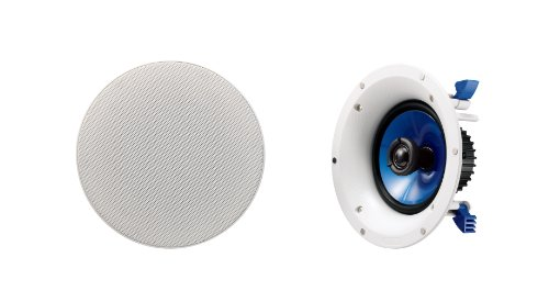 Yamaha NSIC600 Ceiling/In-wall 6.5 inch Speaker - Pair