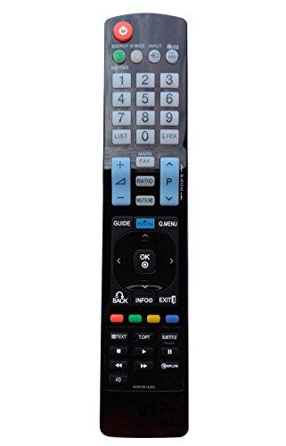 Vinabty Neu Ersatz Fernseher Fernbedienung AKB72914293 AKB 72914293 fit für LG TV 42PT351 42PT353 50PT351 50PT353 50PV250 50PV350 60PV250