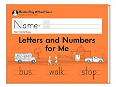 New! Expanded room for writing, accelerated capital letter instruction, now offers digital instruction opportunities Large, step-by-step models for finger tracing Words and sentences model good spacing Double lines make it easy to place letters and c...