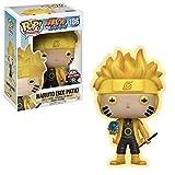 Funko 12999 Pop! Animación: Naruto Shippuden - Naruto (Seis Caminos) (Resplandor en la Oscuridad Edición Especial) #186
