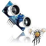 HY-SRF05 HC-SR05 Ultraschall Sensor 5V 2mm precision 5 Pin