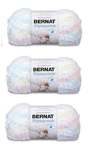 Bernat Pipsqueak Yarn (3-Pack) Baby Baby Print 162059-59306