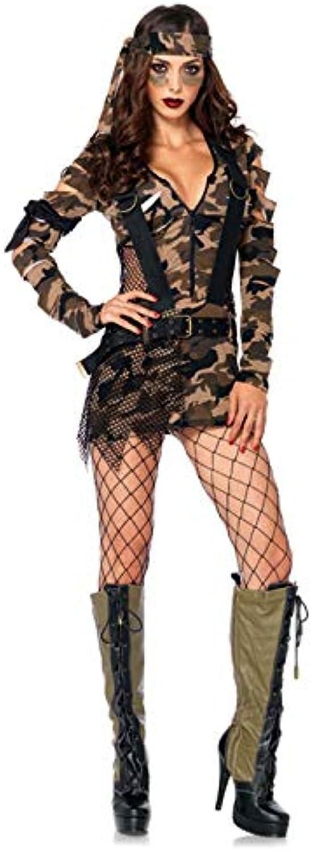 Costume Soldatessa Sexi - M-L