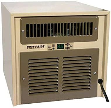 Breezaire WKL 2200 Wine Cellar Cooling Unit, 265 Cu.Ft. Capacity