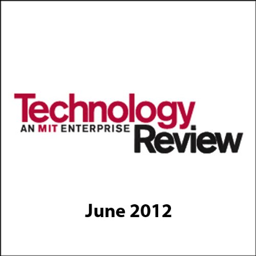 Audible Technology Review, June 2012 cover art