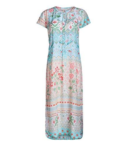 PiP Studio Dalia Langes Nachtkleid, Länge 130 cm Damen
