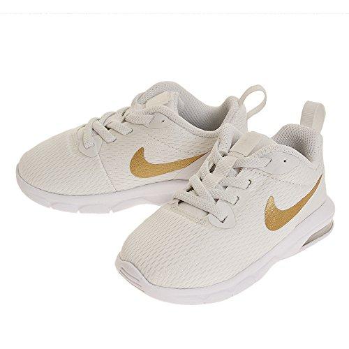 Nike Air Max Motion, Weiß - White Gold - Größe: 27