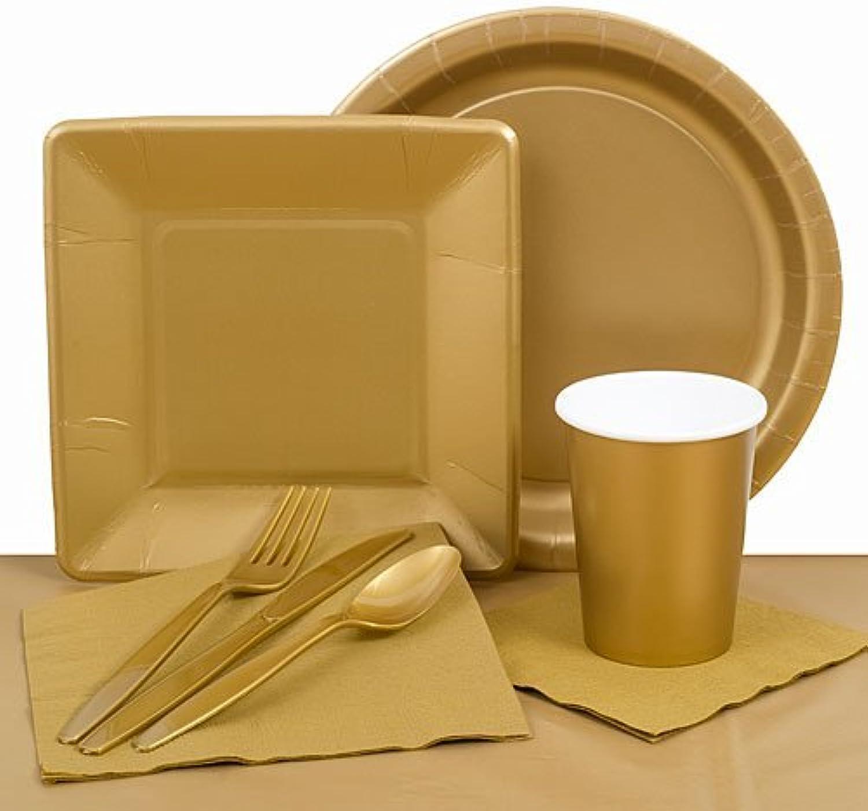 almacén al por mayor oro Paper Party Kit Kit Kit by Shindigz  la calidad primero los consumidores primero