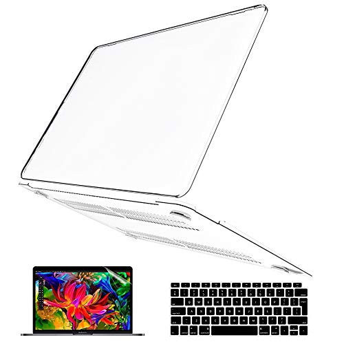 Macbook Air Case Transparente Marca BELK