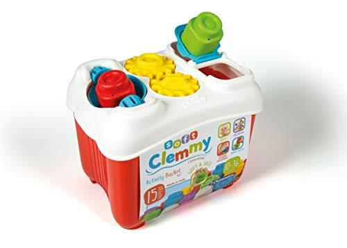 Clementoni Baby Clemmy - Balde de Atividades - 17171