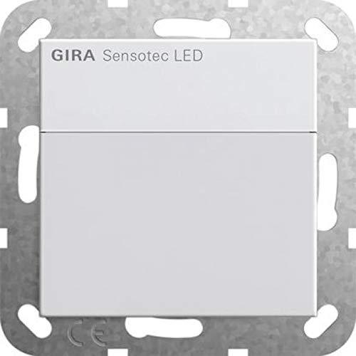 Gira 2237803 Sensotec LED UP-Bewegungsmelder ST55 rw-glänzend, ohne Fernbedienung