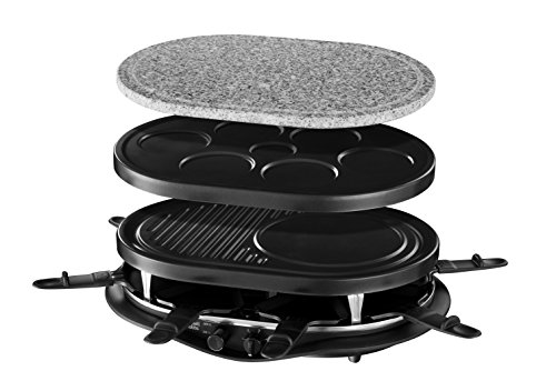 Russell Hobbs 21000-56 Appareil Raclette Multifonction...