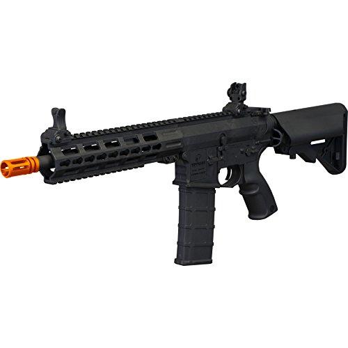 Tippmann Tactical Commando AEG CQB 10.5in Airsoft Rifle Black