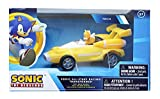 NKOK Sonic Transformed All-Stars Racing Pull Back Action: Tails 5' inches