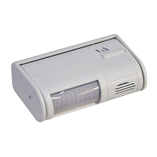 Portable PIR Alarm, White