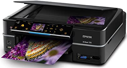 Epson Artisan 725 Color Inkjet All-In-One (C11CA74201)