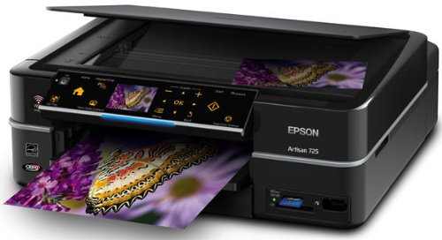 Great Price! Epson Artisan 725 Color Inkjet All-In-One (C11CA74201)