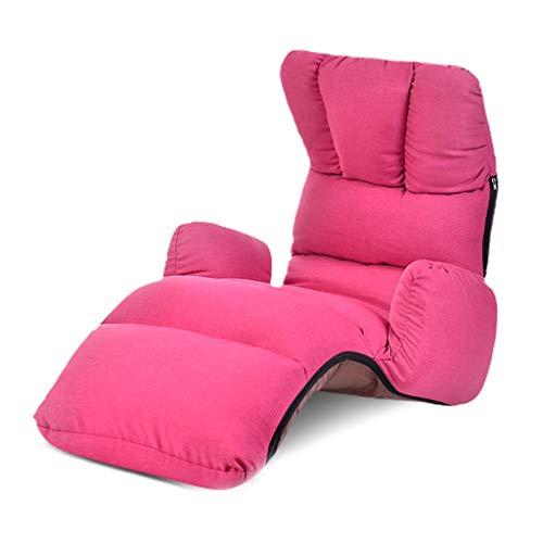 Canapés et divans Canapé-lit De Chambre À Coucher Tatami Japonais Fauteuil Inclinable pour Canapé Chaise Longue Multifonctionnelle Chaise De Canapé À Plusieurs Rangées 120 Kg Supportant