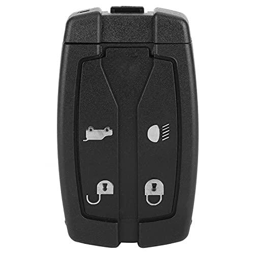 Carcasa para llave de coche, carcasa para llave remota de coche, carcasa para llave inteligente, carcasa para llave de coche, carcasa para llave inteligente con mando a distancia para coche de 4 boton