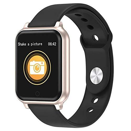 xiaoxioaguo Reloj inteligente deportivo reloj inteligente impermeable reloj inteligente pantalla táctil reloj 3