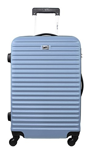 Blue Star Maleta Brailia Equipaje Cabina, 49 cm, 31 L, Sky Blue (Azul) - BD-12029