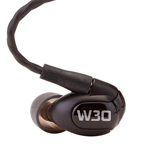 Westone W30 Triple-Driver True-Fit Earphones with MMCX...