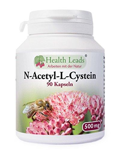 N-Acetyl-L-Cystein 500 mg x 90 Kapseln