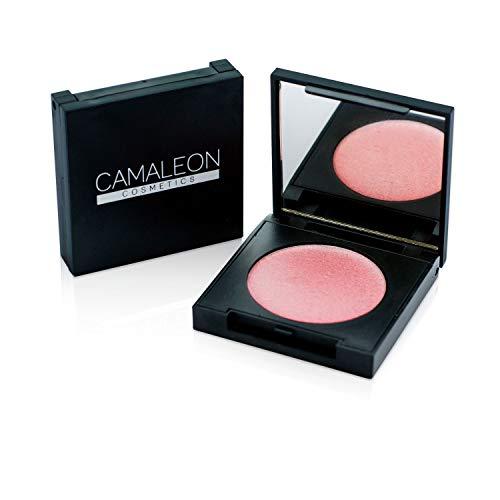 Camaleon Cosmetics, Iluminador Natural Rosa, 1 unidad, 2.5g