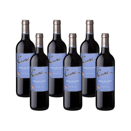 Cvne Roble - Vino Tinto - 6 Botellas
