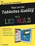 Tout sur les tablettes Samsung Galaxy pour les Nuls