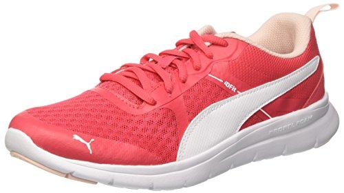 Puma Unisex-Erwachsene Flex Essential Cross-Trainer, Pink (Paradise Pink White), 40 EU