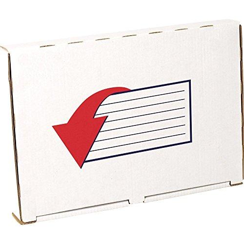 Bankers Box verzenddoos MaxiBrief brievenbus Mailing Box MaxiBrief Letterbox Mailing Box