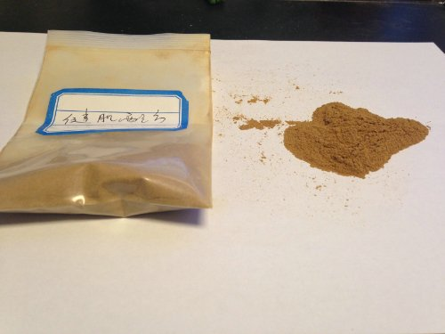 Muscle Building Formula Powder 100Grams, Pure 98% Ecdysterone ECDYSONE & Dioscin