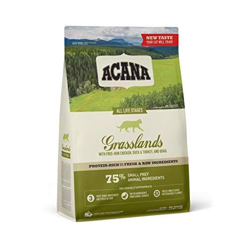 Acana Katzenfutter Grasslands (getreidefrei) - 1,8 kg