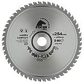 STAYER IBERICA S.A. 8427648434530 Disco Widia PROFESIONAL TGC para laminados Ø 254 x 30 / Z-80