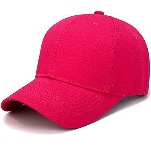 NOBRAND Gorra de béisbol del Sombrero del Sol al Aire Libre de los Hombres de sombreado de la Gorra de béisbol Femenina Gorra de béisbol Unisex