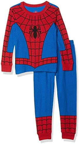 Marvel Spider Man Costume PJ PALS for Boys Size 10 product image