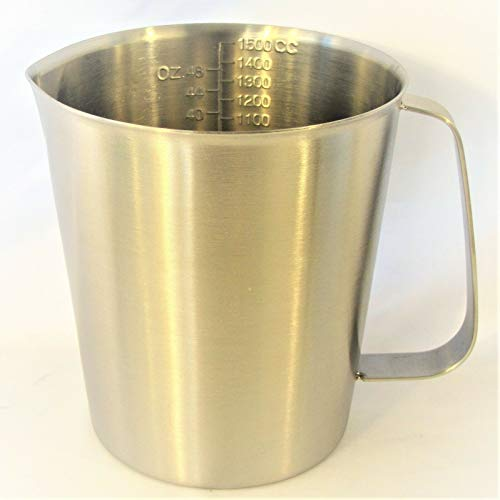 Stainless Steel Beaker, Lab Pitcher (2000 ml)