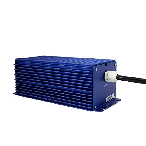 Growvital 400W NDL Lampe Vorschaltgerät elektronisch, electronic ballast, EVSG, EVG, Pflanzenlicht, inkl. 4,5 m Stromkabel, NDL/HPS & MH