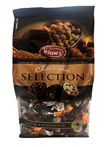 Witor's Praline Praline Selection 1000g Beutel (Haselnuss-Creme)