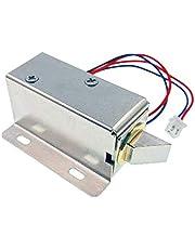 JZK® DC 12 V elektrisch slot elektrisch slot veiligheidsslot voor veiligheidssysteem deurkast kastdeur