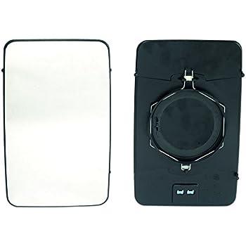 ALKAR glace polie miroir extérieur 6432438 droit Certified Quality Chauffé Convexe